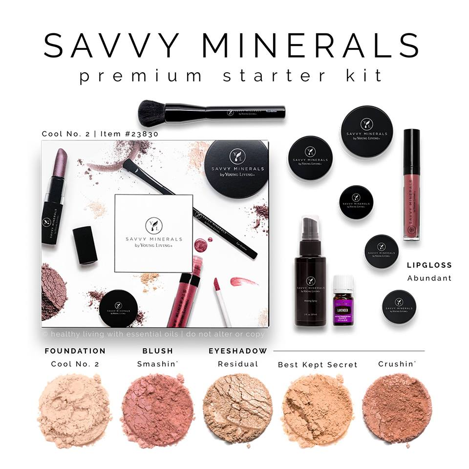 What's in the Box?? Savvy Minerals Premium Starter KitOpening
